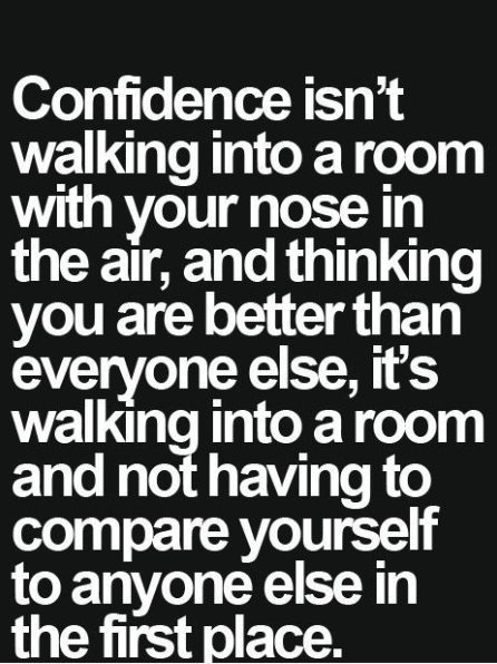 confidence positive quotes