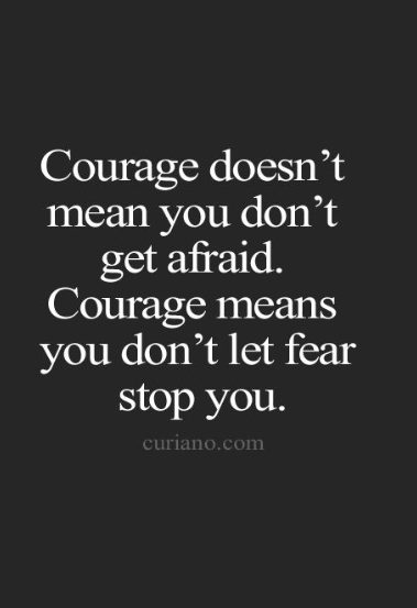 famous quotations on courage