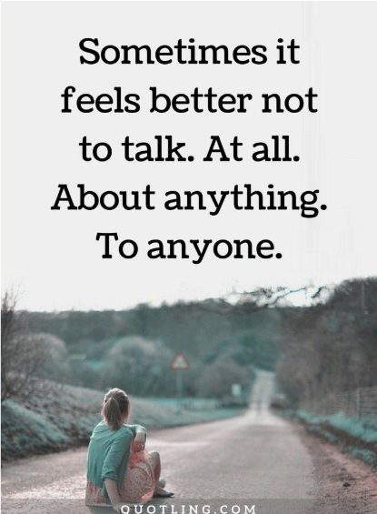 quotes about being alone in life