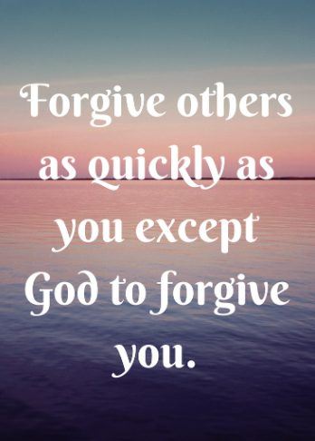 famous forgiveness quotes