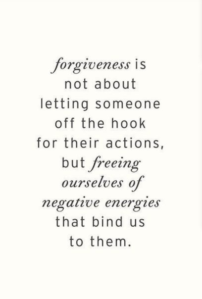 quotation on forgiveness