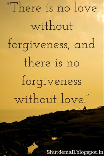 god's forgiveness quotes