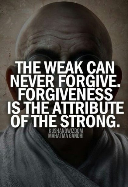 famous quotes about forgiveness