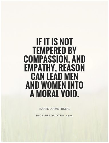 people who lack compassion