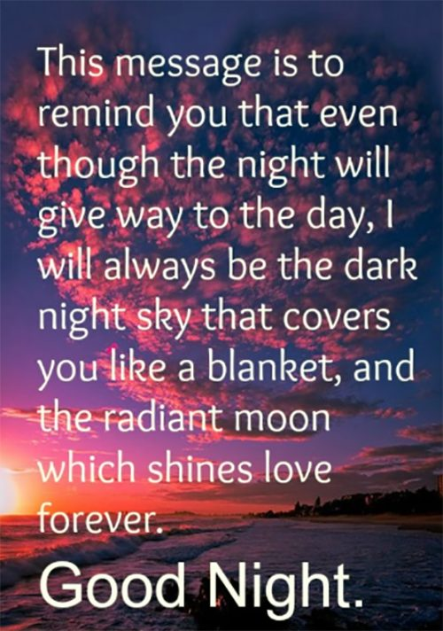 100+ Good Night Quotes, Romantic & Inspiring Good Night
