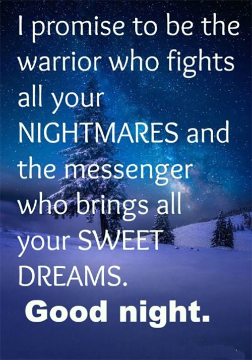 100+ Good Night Quotes, Romantic & Inspiring Good Night ...