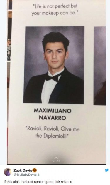 177+ Senior Quotes, Good List of Funny and Best Senior Quotes