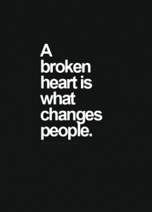 feeling broken hearted quotes