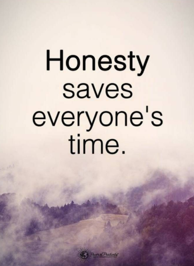 27+ Honesty Quotes, The Secret of Your Life Happiness