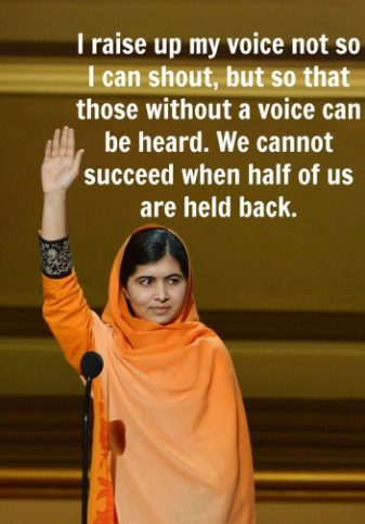 malala on education