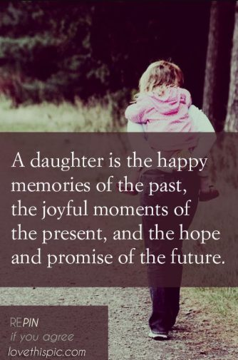 81+ Daughter Quotes, Inspiration for Love Expressions for ...