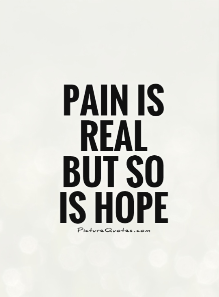 quotes about pain and suffering
