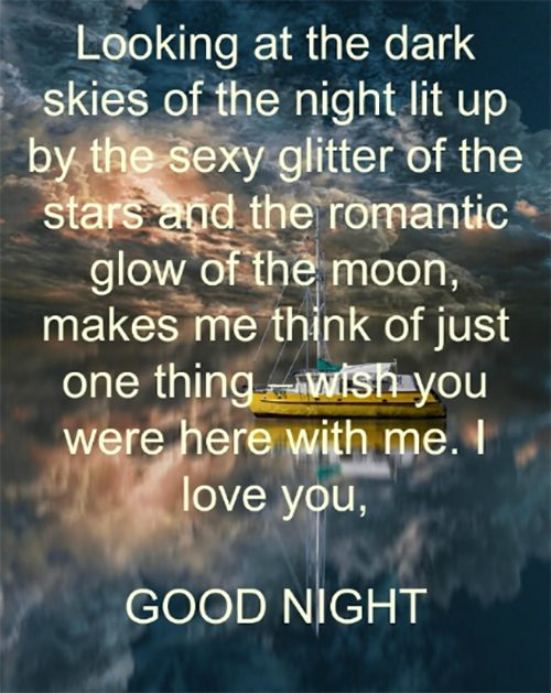 100+ Good Night Quotes, Romantic & Inspiring Good Night Saying for