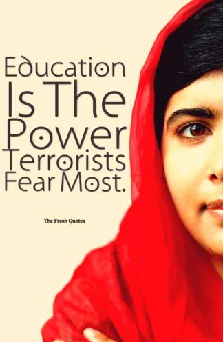 malala yousafzai was shot by the
