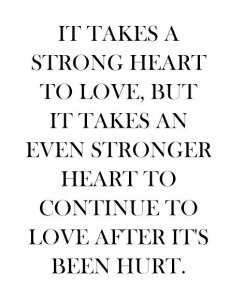 quotes for broken hearted
