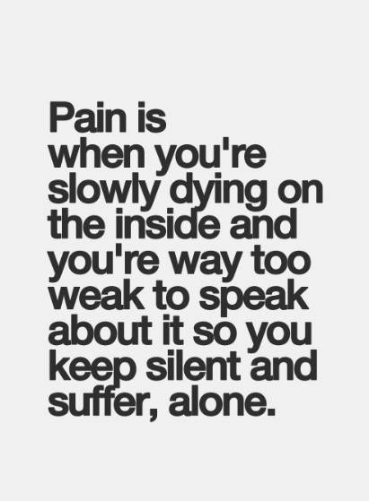 pain is temporary quotes