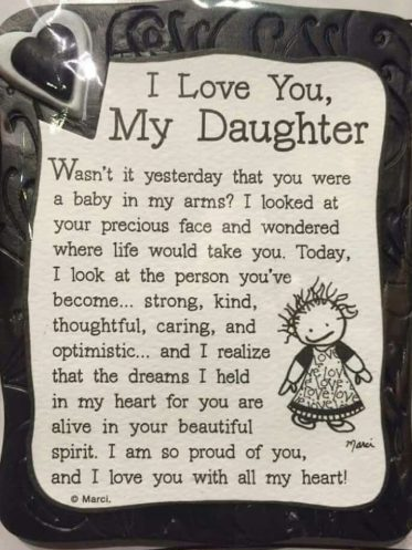 strong daughters quotes