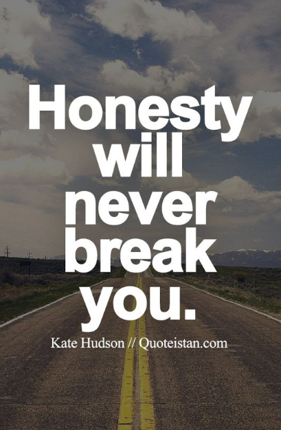 funny honesty quotes