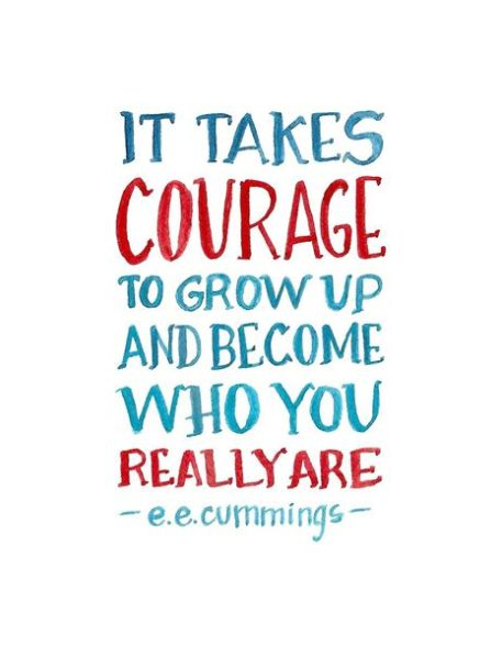 quotes about courage and strength