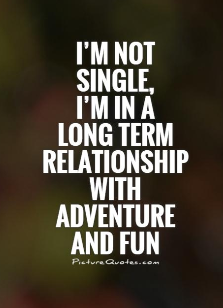 quotes of being single