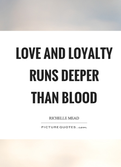 quotes on friendship and loyalty