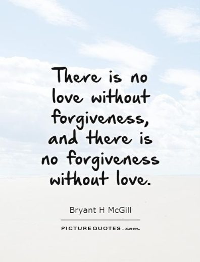 famous quotes forgiveness