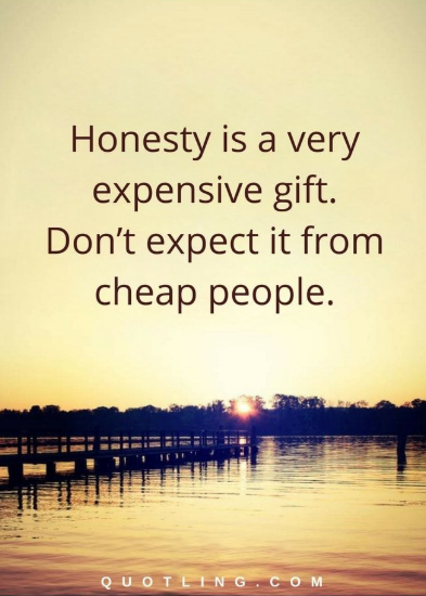 honesty is the best policy quote