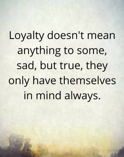 loyalty at work quotes
