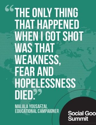 what did malala yousafzai do to change the world