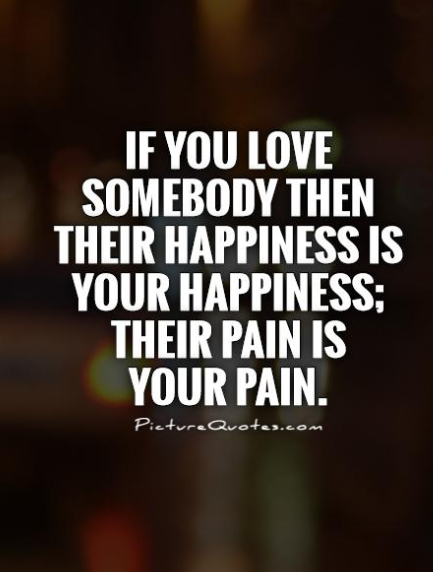 sayings about hurting inside