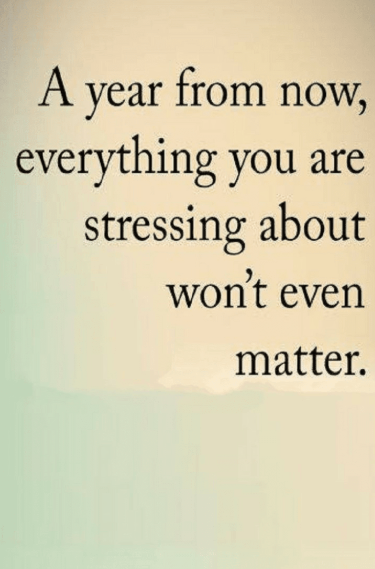 too much stress quotes