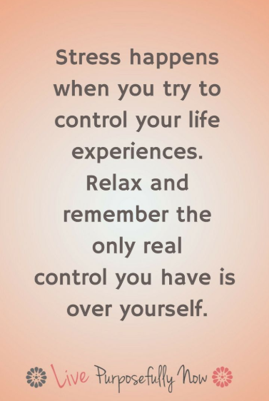 release stress quotes