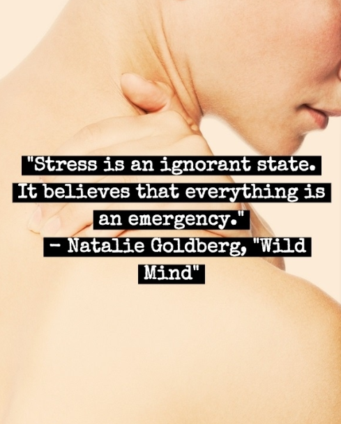 anti stress quotes