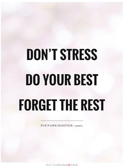 humorous quotes about stress