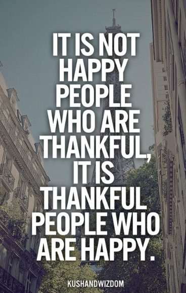 being grateful quotes