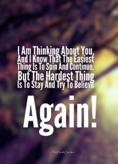 121 Thinking About You Quotes When Your Missing Someone