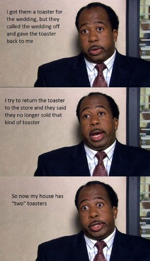 funniest moments on the office