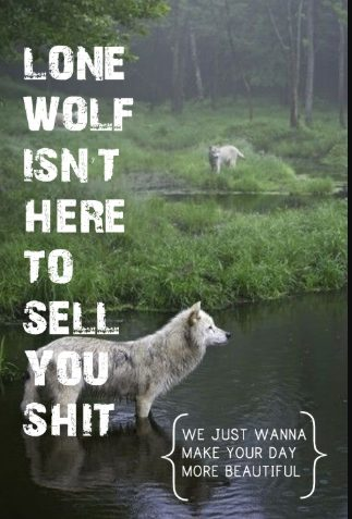 wolves sayings
