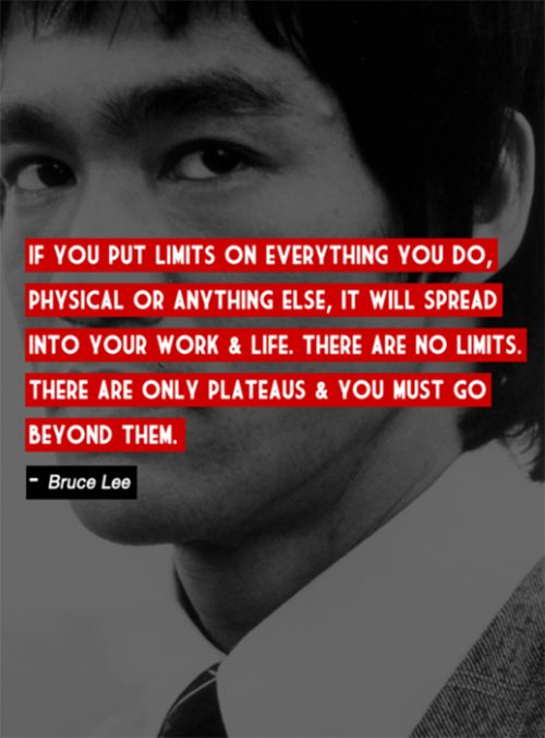 121+ Bruce Lee Quotes, Inspirational Quotations from Good People