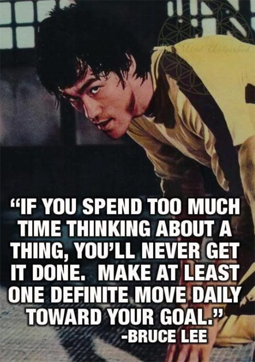 121 Bruce Lee Quotes Inspirational Quotations From Good People