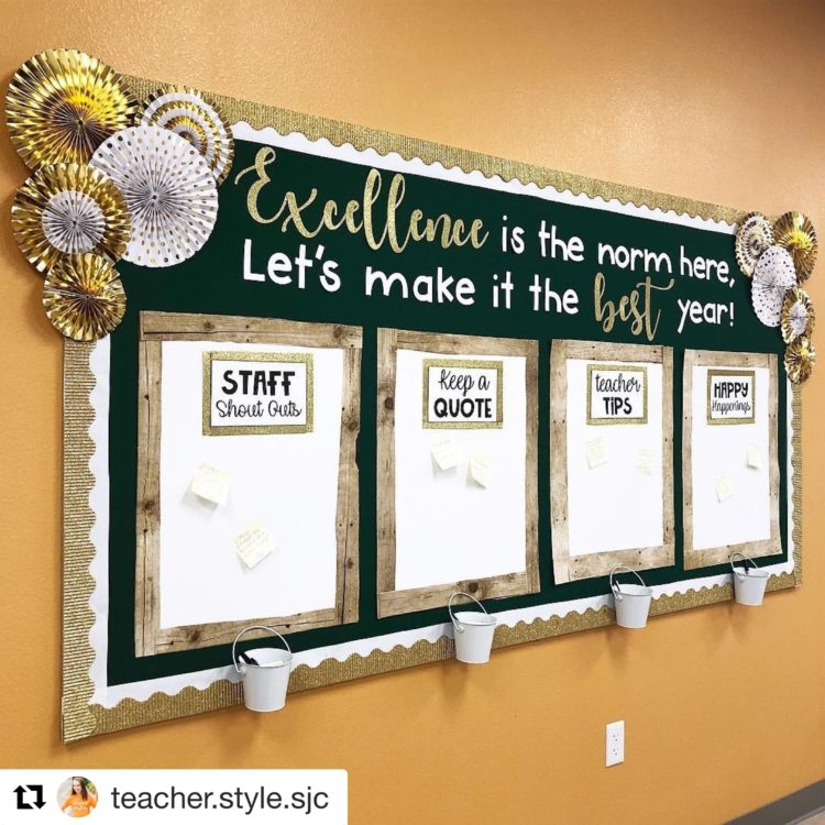 50+ Bulletin Boards Ideas For Your Beloved School