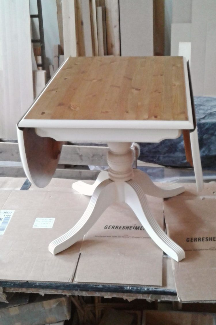drop leaf table top only