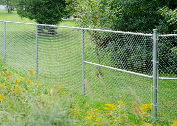 chain link fence 91710