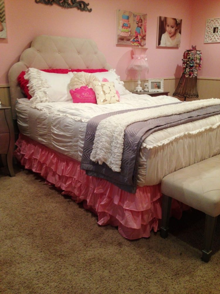 twin bed frame easy