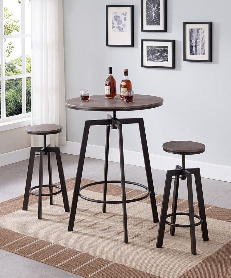 willie g bar table