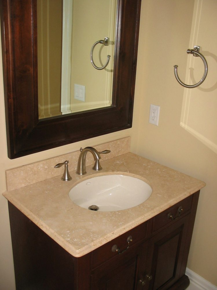 bathroom countertops images