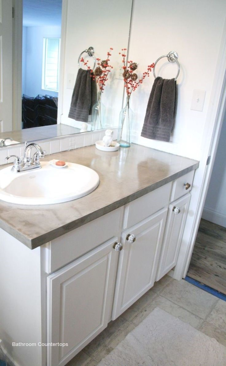 bathroom countertops how to choose