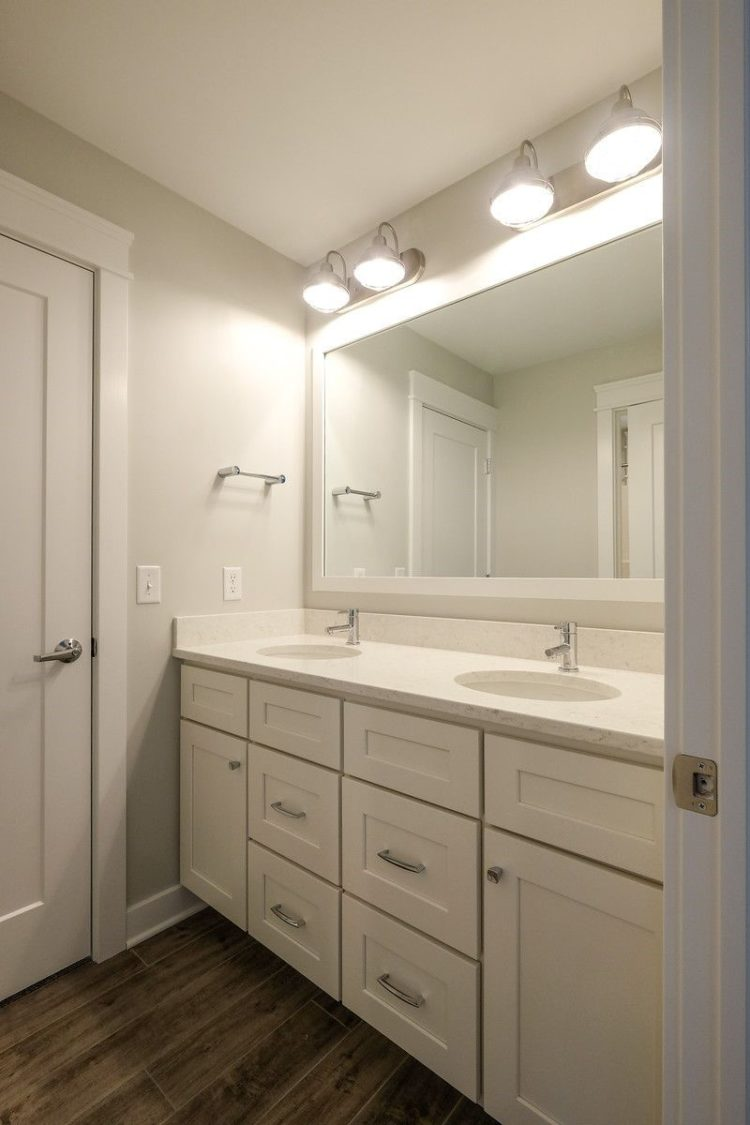 l shaped bathroom countertops