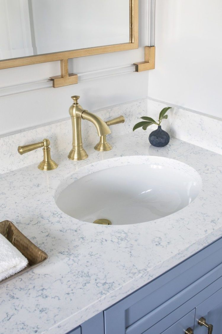 bathroom countertops marble