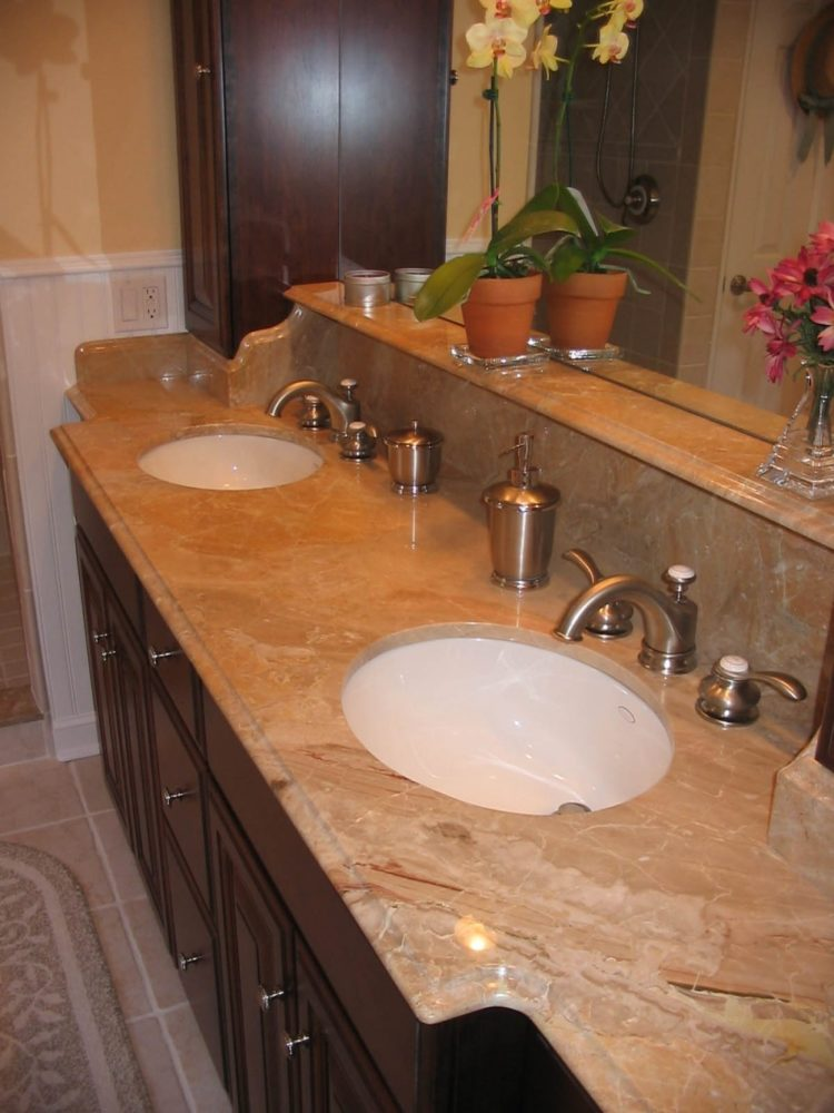 bathroom countertops omaha